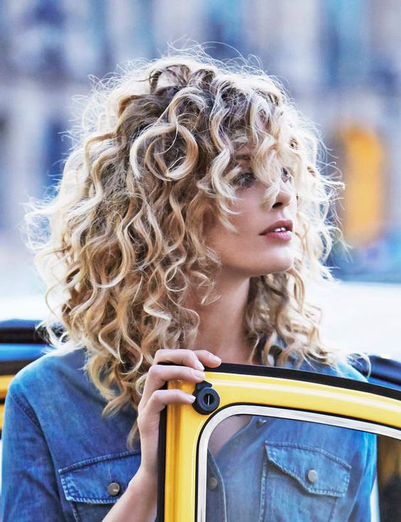11 defined curls