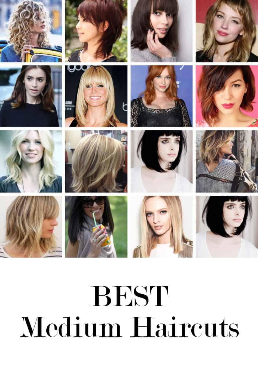 Best medium haircuts