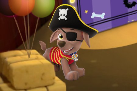 PAW Patrol: Halloween Puzzle Party