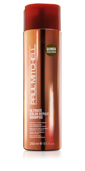 Восстанавливающий шампунь для сохранения цвета Paul Mitchell Ultimate Color Repair Shampoo