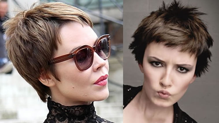 Short haircuts for women 2019-2020