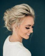 Прическа на одну сторону свадебная – на средние, длинные волосы, фото, как сделать женскую укладку, зачес на одну сторону, короткие модные и креативные стрижки, как красиво убрать локоны